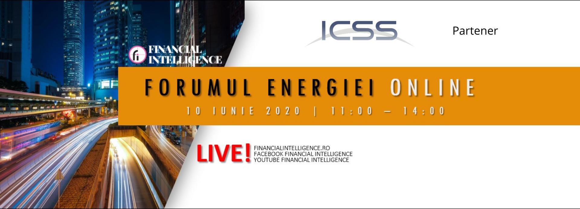 Eveniment Forumul Energiei